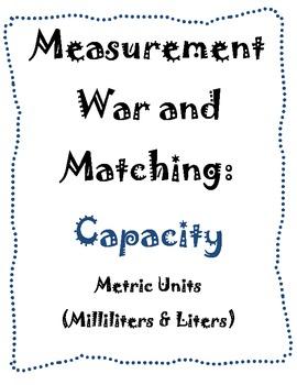 Measurement Station: Capacity War & Matching