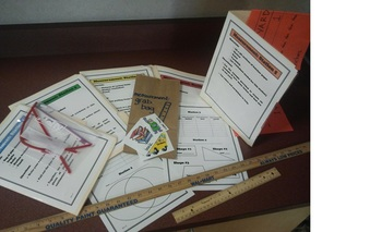Measurement Stations- 5 Fun, Hands On Stations