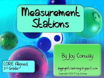 Measurement Stations CORE Aligned