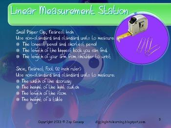 Measurement Stations CORE Aligned