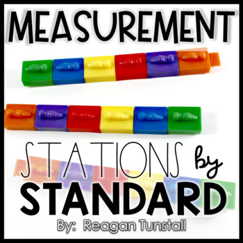 Measurement Stations Second Grade