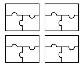 Measurement Story Problem Puzzles (2.MD.5)