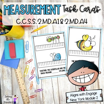 Measurement Task Card