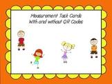 Measurement Task Cards 1 (QR Codes)
