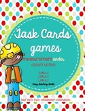 Measurement Task Cards: 3 games used 5 ways!!!