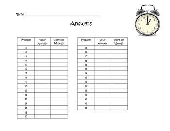 Measurement Task Cards 4.MD.1