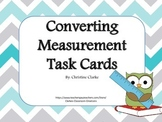 Measurement Task Cards-4th grade common core