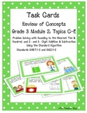 Measurement Task Cards Grade 3 NYS Module 2 (part 2)