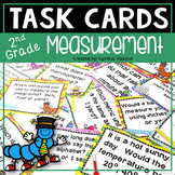 Measurement! Task Cards!