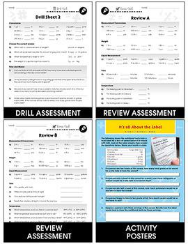 Measurement - Task Sheets Gr. 3-5