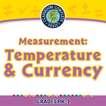 Measurement: Temperature & Currency - MAC Gr. PK-2