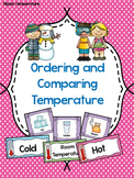 Measurement - Temperature Ordering and Comparing