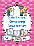 Measurement - Temperature Ordering and Comparing