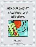 Measurement: Temperature Reviews