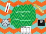 Measurement Test