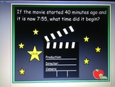 Measurement Test Prep SmartBoard for Grades 3 and 4