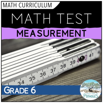 Measurement Unit Test - assessment