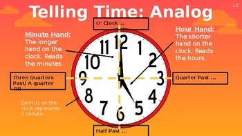 Measurement: Time, Elapsed Time, Volume, Mass (Presentation)