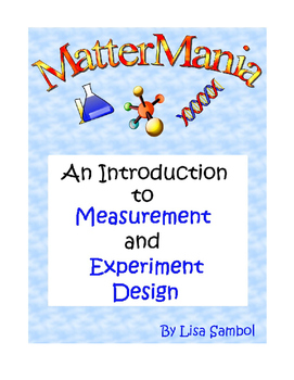 Measurement (Time, Temperature, Volume) and Experimental Design