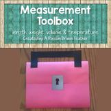 Measurement Toolbox  Craftivity