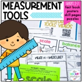 Measurement Tools Fact Book and Activity Pages