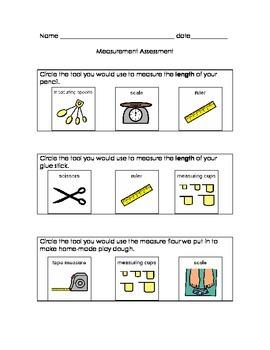 Measurement Tools Quiz