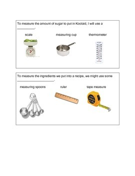 Measurement Tools Review