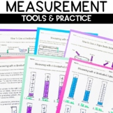 Metric Measurement Activity for Mass Volume and Length Worksheets