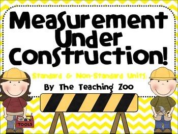 Measurement Under Construction!  Math Measuring Center