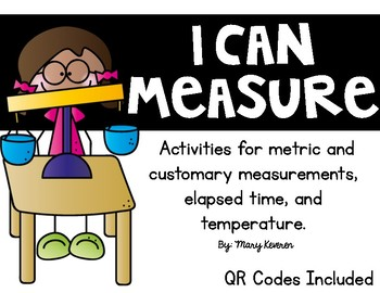 Measurement Unit BUNDLE! QR Codes Included