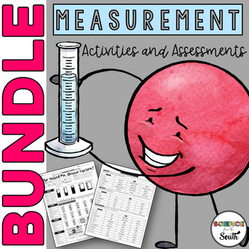 Measurement Unit Bundle of Activities and Assessments