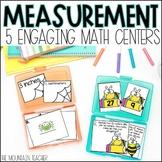 Second Grade Measurement Centers