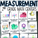 Second Grade Measurement Centers