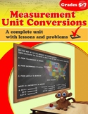 Measurement Unit Conversions
