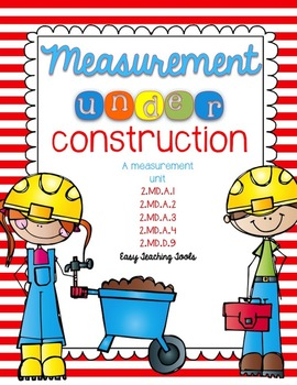 Measurement Unit {Differentiated, Games, Anchor Charts, and More}