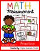 Measurement 30+ Math Practice Printables 4.MD.1 4.MD.2 4.MD.3