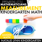 Measurement Unit: Kindergarten Guided Math