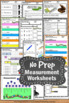 Standard Units of Measurement Activities, Measuring Length in Inches Worksheets