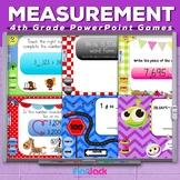 Measurement Units & Conversions SMART BOARD PROMETHEAN Pack (4.MD.A.1, 4.MD.A.2)