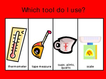 Measurement Units and Tools Power Point Presentation