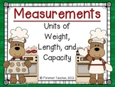 Measurement - Units of Weight, Length, Capacity