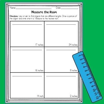 Measurement Using a Ruler