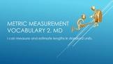 Measurement Vocabulary Math In Focus Second Grade