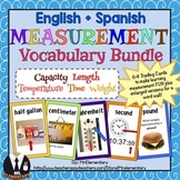 Measurement Vocabulary Bundle
