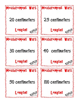 Length: Measurement Wars!