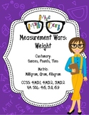 Mass (Weight): Measurement Wars!
