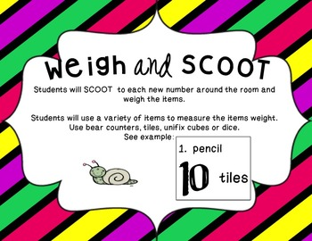 Measurement {Weight}