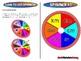 Measurement Wheel - 5th Grade Game [CCSS 5.MD.A.1]