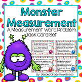 Measurement Word Problems 2nd Grade