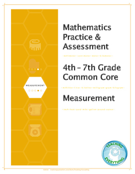 Measurement Workbook